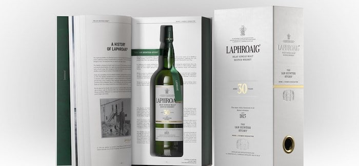 Laphroaig Offers Up A 30 Year Old Scotch Honoring A Founder photo