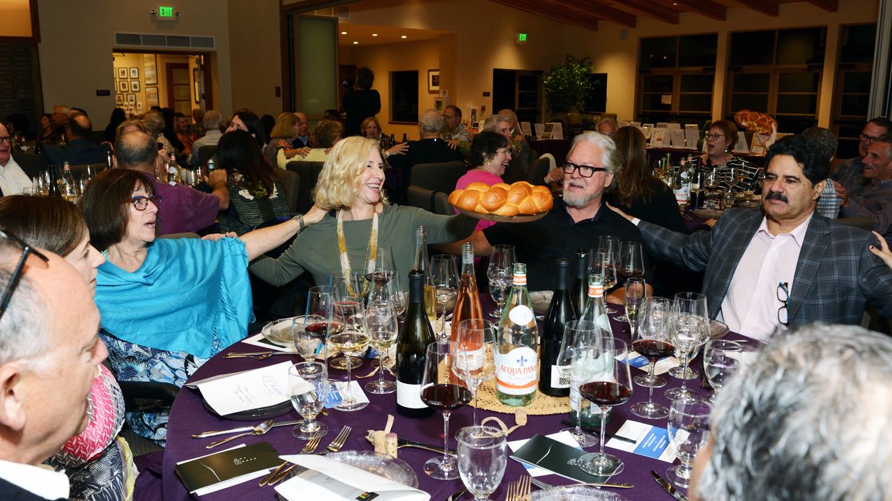 Let The Wine Flow At Napa's 'synagogue Of The Vintners' ? J. photo