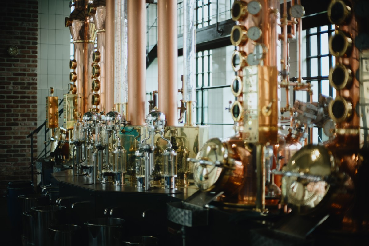 Visiting Monkey 47?s Fascinating Distillery In Germany?s Black Forest photo