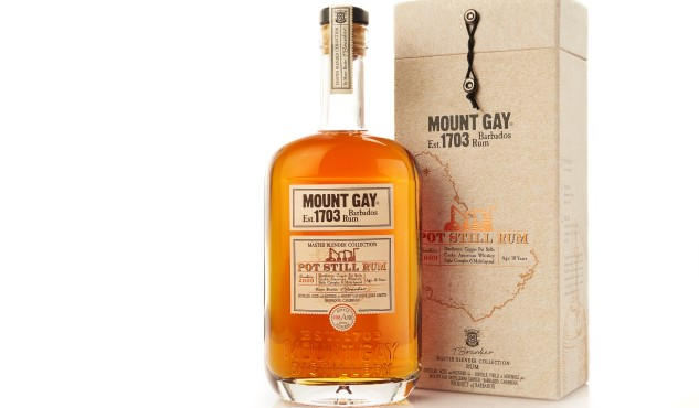 Mount Gay Master Blender Collection: Pot Still Rum Review photo
