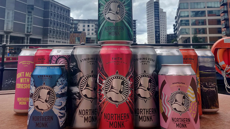 Northern Monk Brewery Goes Down The Hatch photo