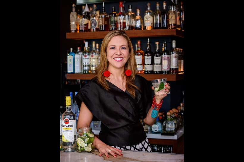 One-word Answers With Bacardi's Paula Glickenhaus photo