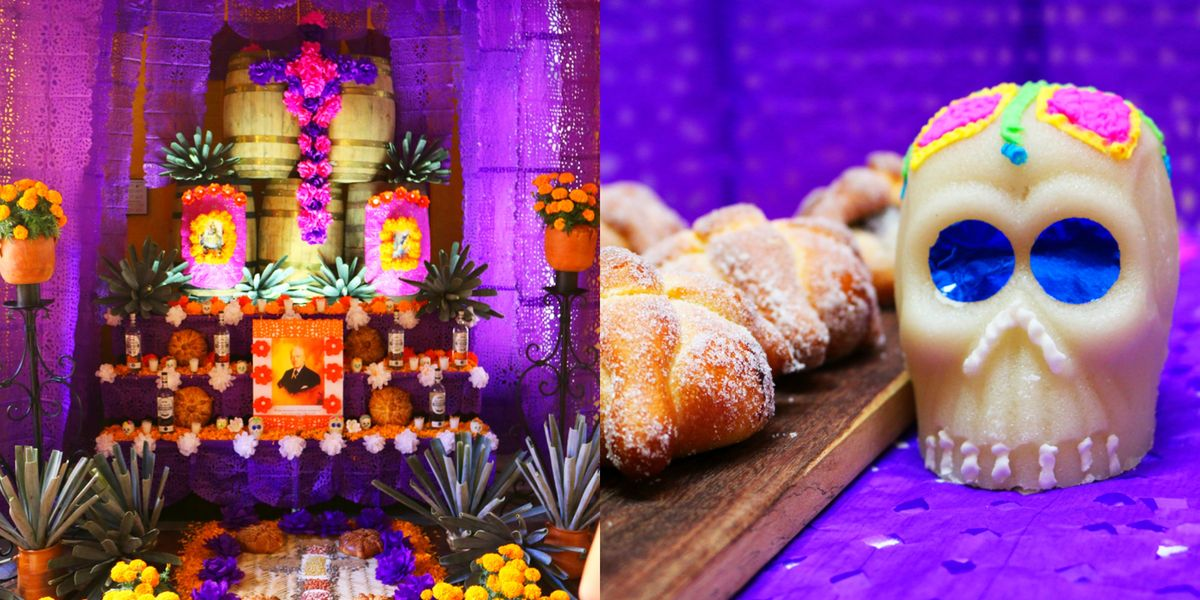 The Jose Cuervo Express Is Hosting A Special Day Of The Dead Train Ride With Tequila Tastings And Live Music photo