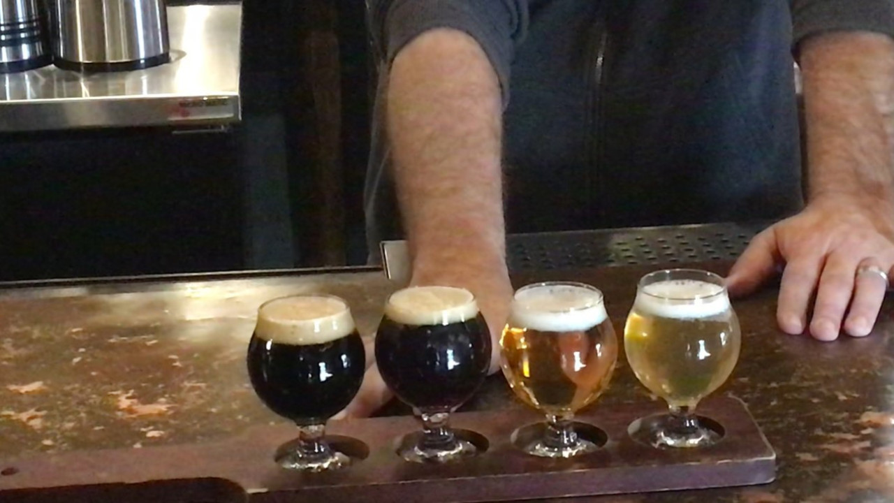 4-mented In Wny: Pressure Drop Brewing Company photo