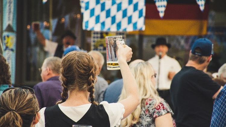 Pubs Raise Steins To Celebrate Oktoberfest photo