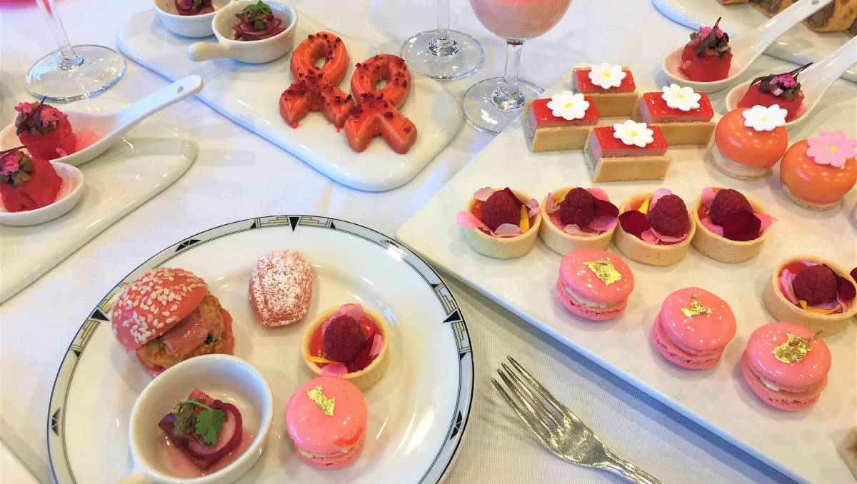 Pink Ribbon Afternoon Tea Fundraiser photo