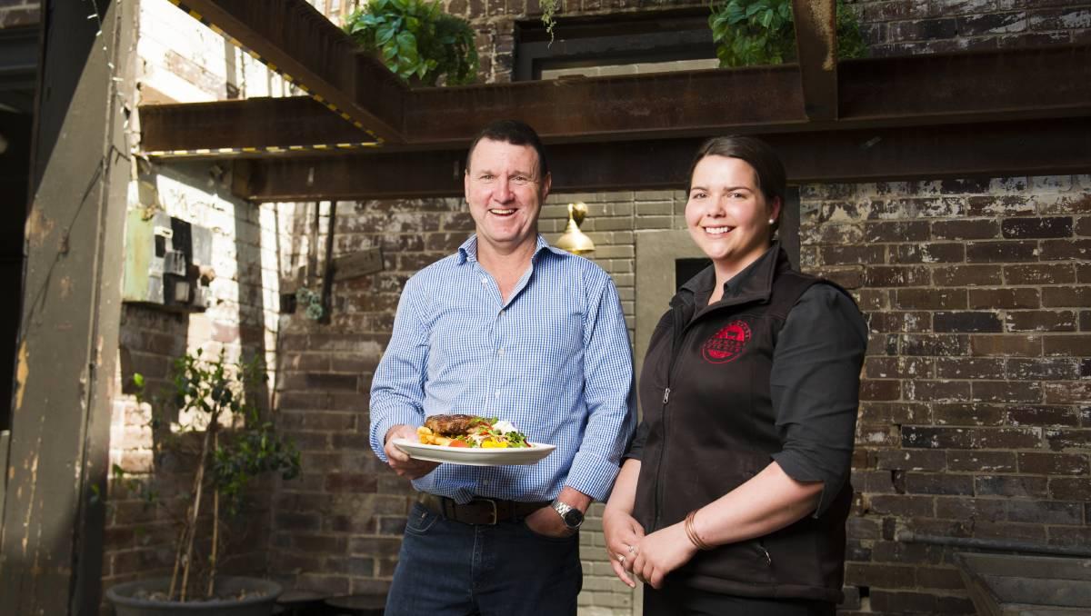 Queanbeyan's Royal Hotel Boasts Australia's Best Pub Steak photo