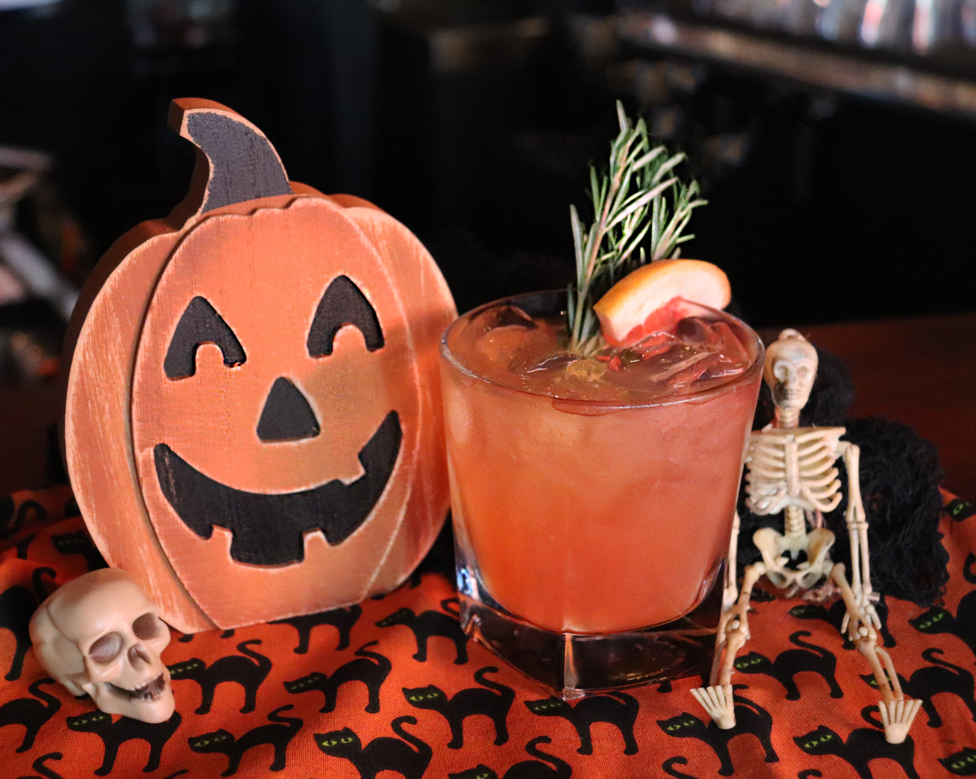 Fright Night Cocktails In Houston photo
