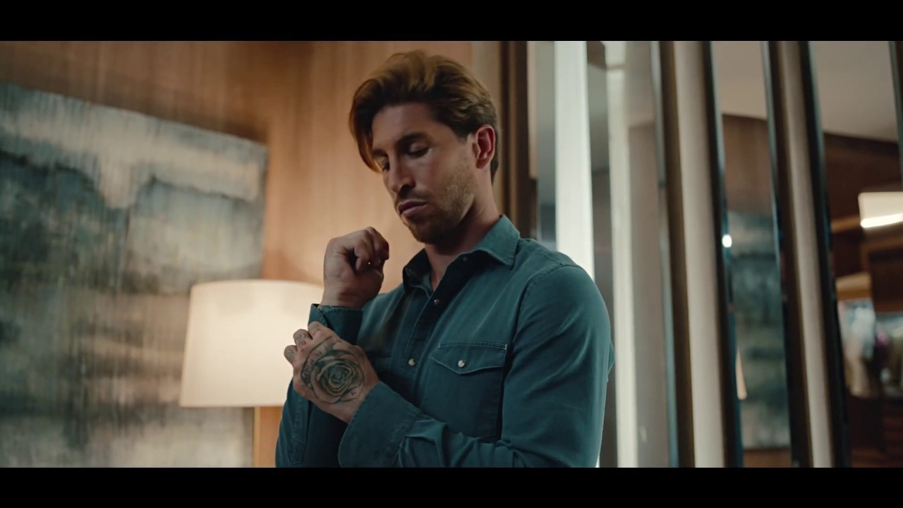 Budweiser Football Inks Deal With Spanish 'king' Sergio Ramos In Deutsch Ny's Debut Work photo