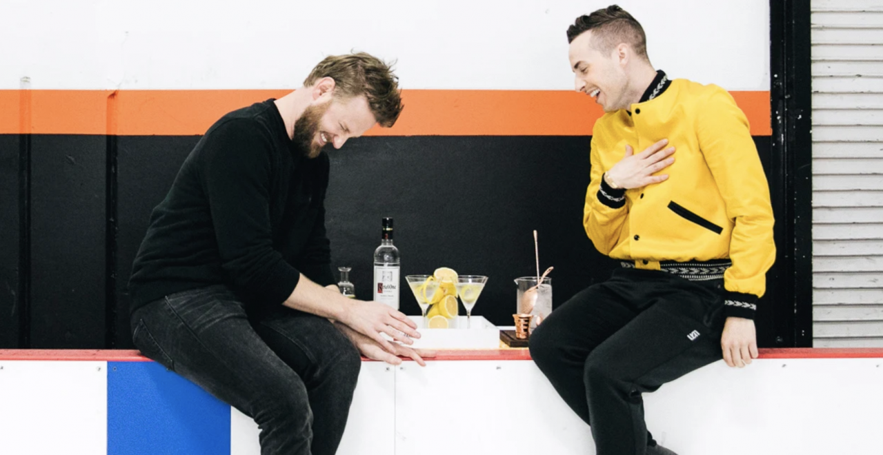 Ketel One Sponsors Second Season Of Adam Rippon?s Youtube Series Break The Ice photo