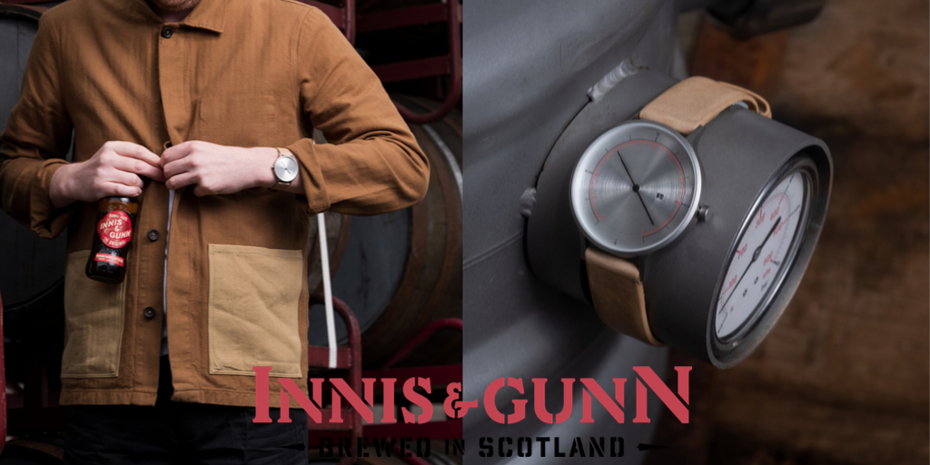 Innis & Gunn Lends Brewing Process Design Inspiration To Four Scottish Brands photo