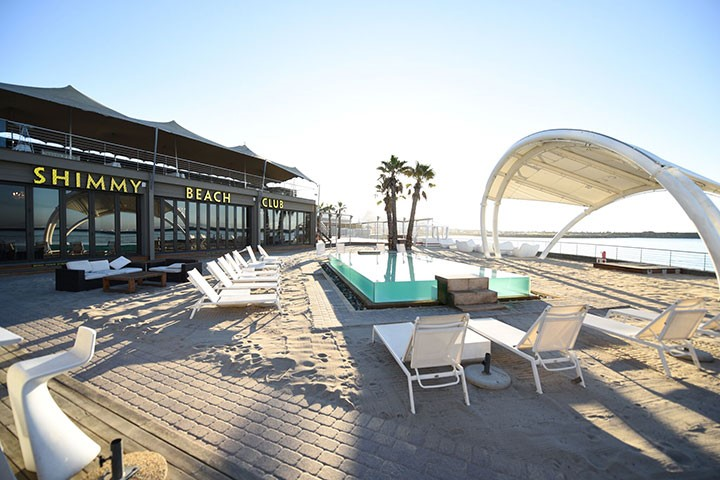 Shimmy?s Beach Club Hosts The Bubbly Festival Champagne And Bubbly photo