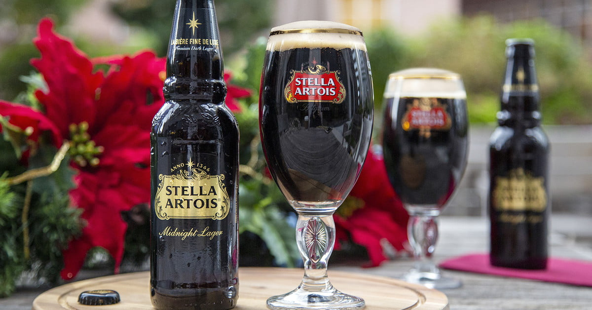 Stella Artois Brings Midnight Lager To The Masses photo