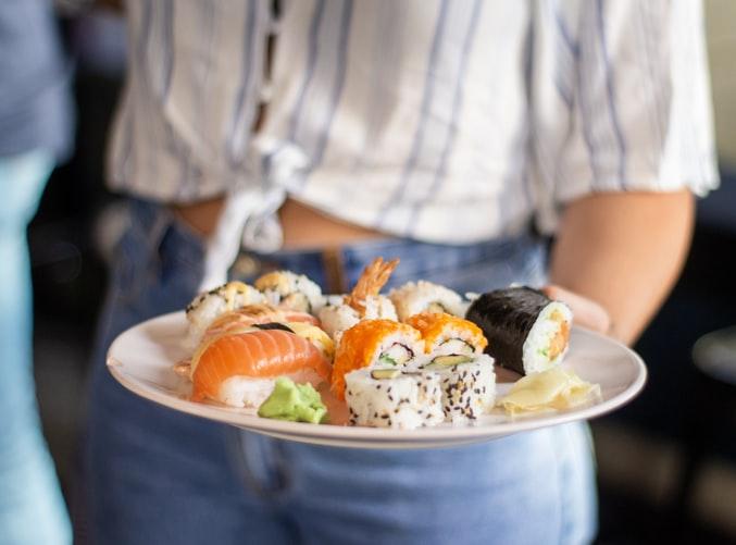 Pairing Whisky With Sushi photo