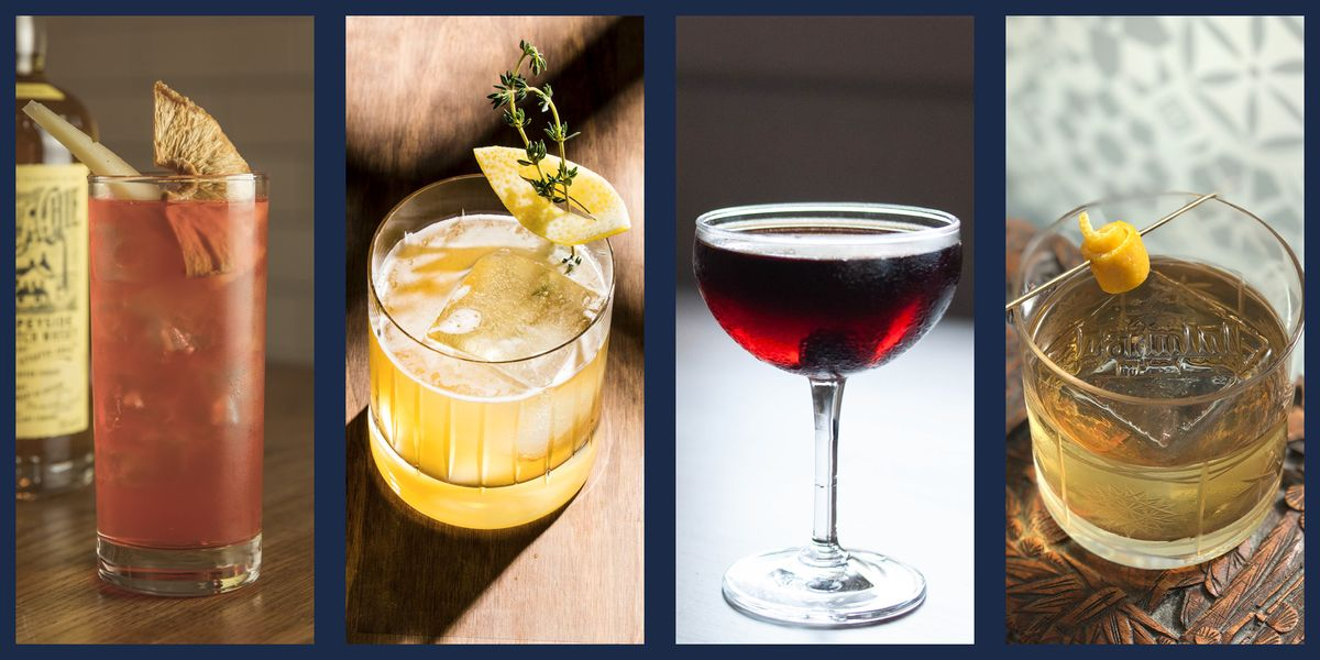 14 Scotch Cocktails To Expand Your Drinking Horizons photo