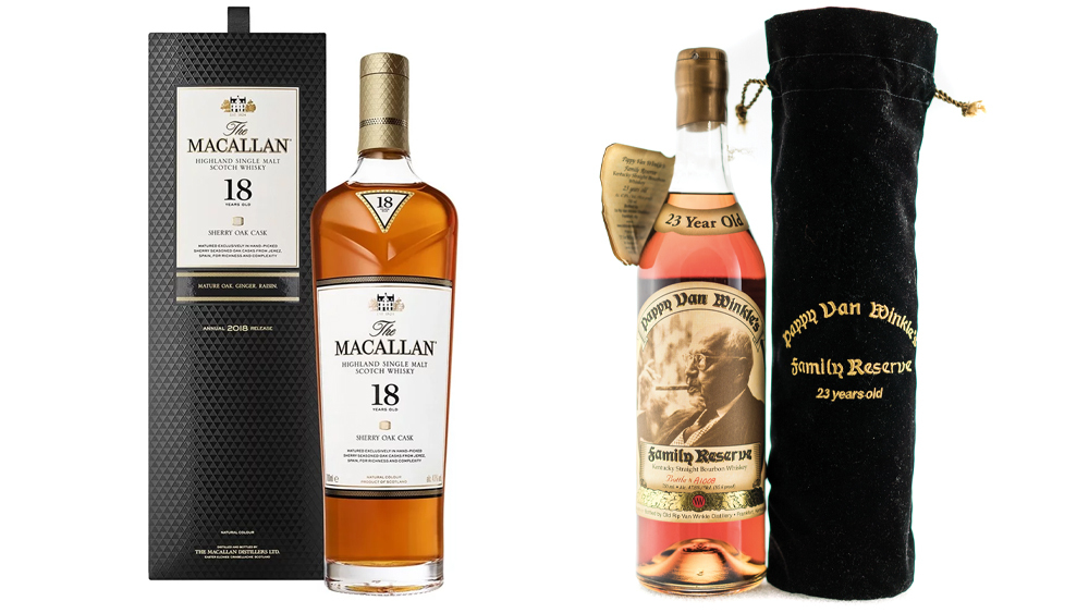 Macallan And Pappy Van Winkle Go Mano A Mano: Which Whiskey Will Win? photo