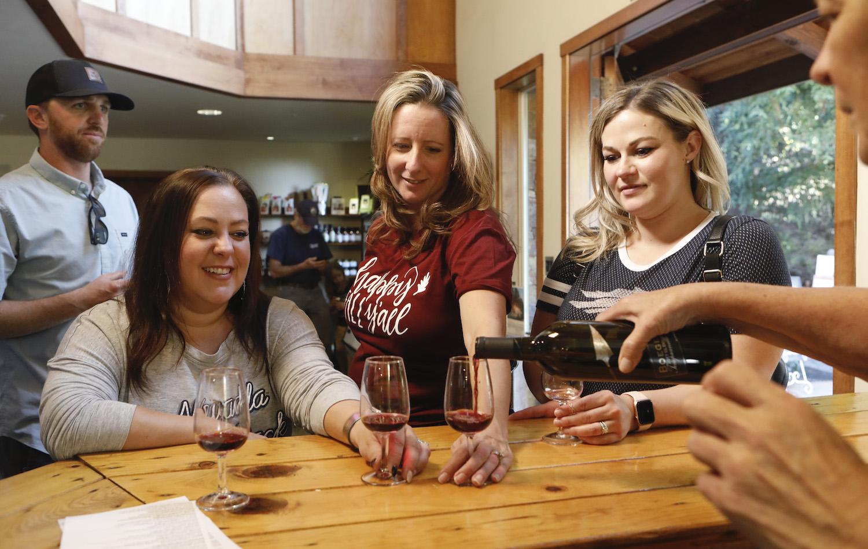 Boeger, El Dorado County?s Modern Wine Trade Old Vine photo