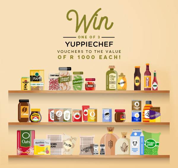 WIN a R1000 Yuppiechef Voucher with Leopard's Leap photo