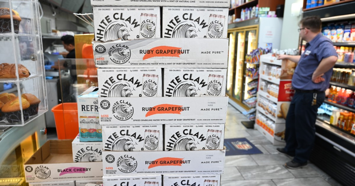 Now That White Claw Summer Is Over, Will Hard Seltzer's Popularity Go Splat? photo