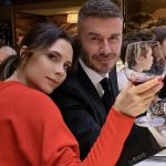 Victoria Beckham Drinks Red Wine To Stay Healthy photo