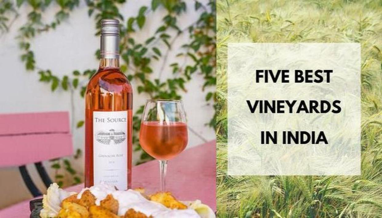 Vineyards Where You Can Enjoy The Best Wines In India photo
