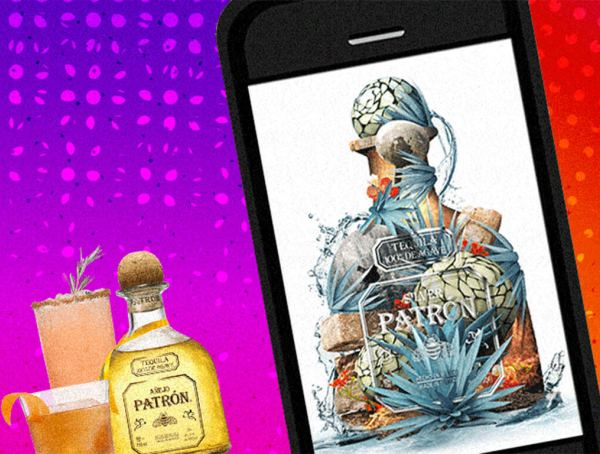 You Can Now Buy Patrón Tequila From Instagram Stories photo