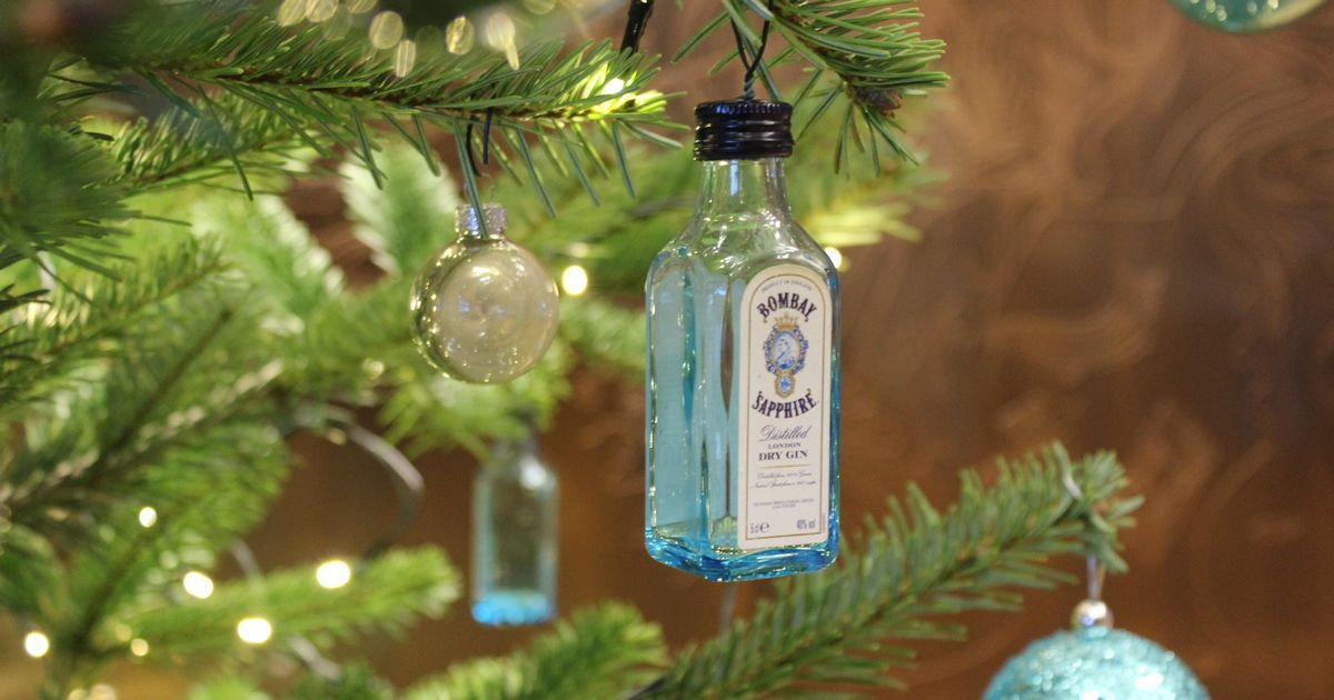 The Boozy Christmas Market Hidden Inside A Gin Distillery photo