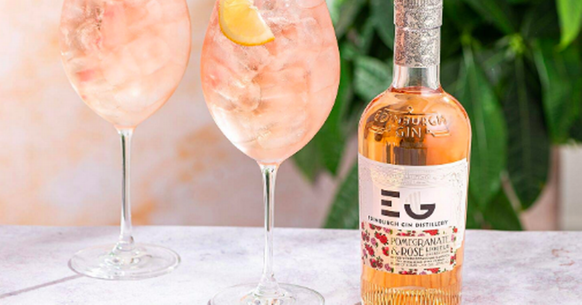 Amazon Drops Huge Savings On Edinburgh Gin For Black Friday photo