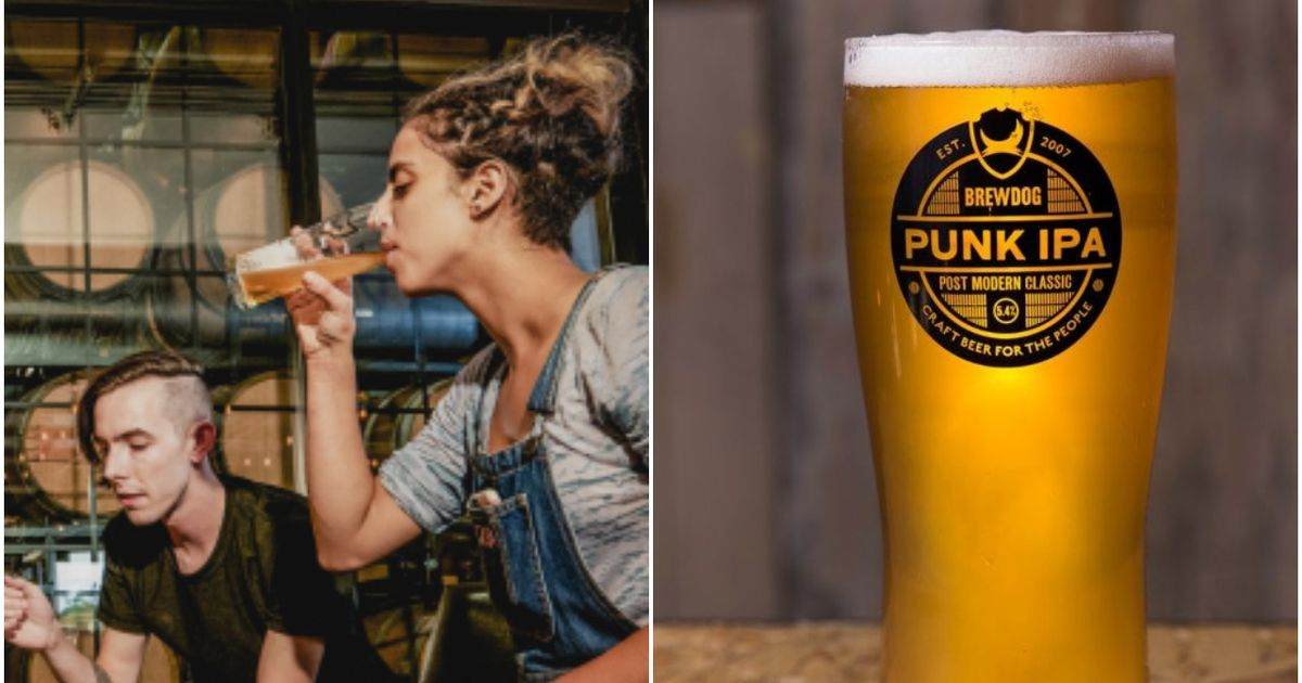 Brewdog Are Giving All Office Workers In Edinburgh Two Free Pints This Week photo