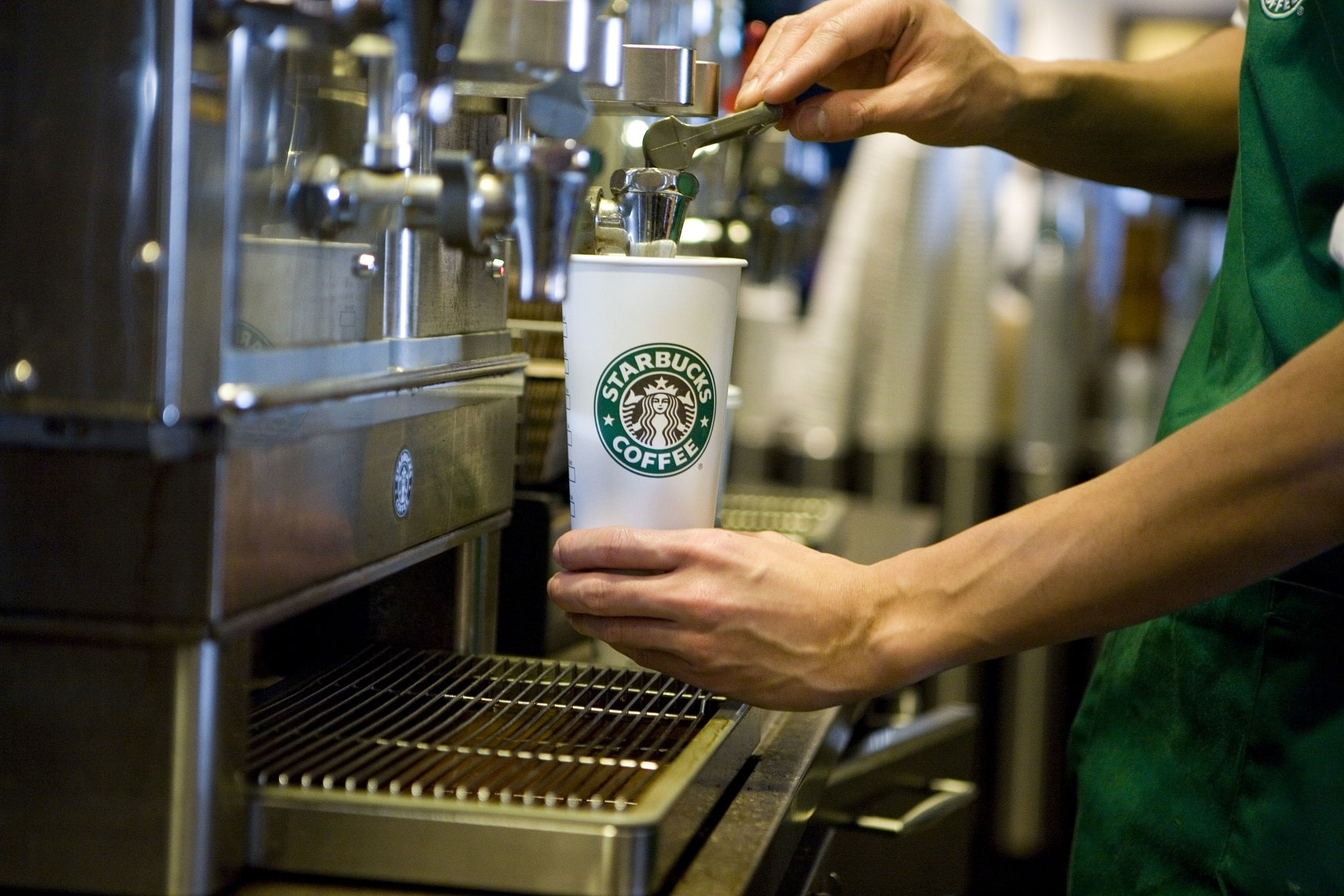 Starbucks May Be Bottoming After Painful Pullback, Tradinganalysis.com's Todd Gordon Says photo