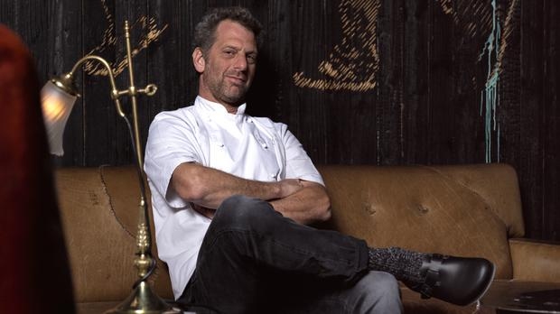 Chef Luke Dale-roberts On Footwear, Leadership And Inspiration photo
