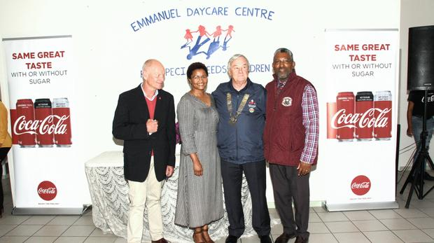 Emmanuel Daycare Centre Gets An Upgrade Thanks To Coca-cola photo