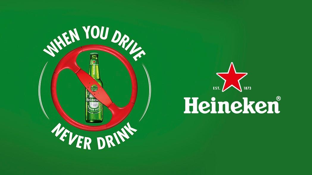 Heineken Celebrates Its Campaign With Waze photo