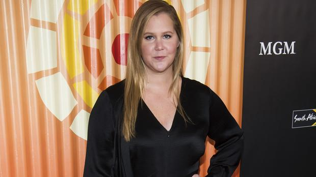New Mom Amy Schumer Can't Stop Gushing About Her Little Boy photo