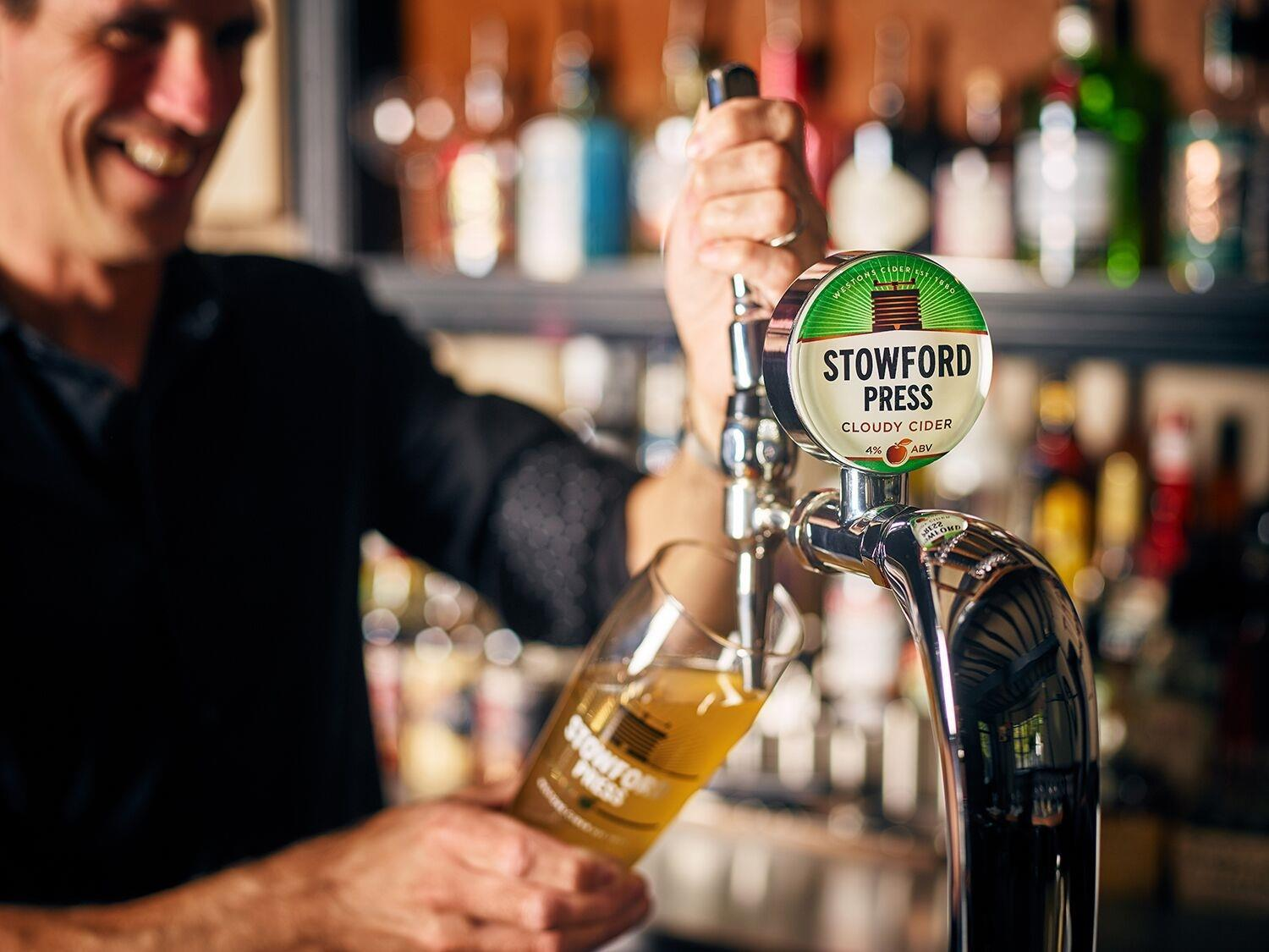 Westons Cider Turns Apple Leftovers Into Sustainable Co2 photo
