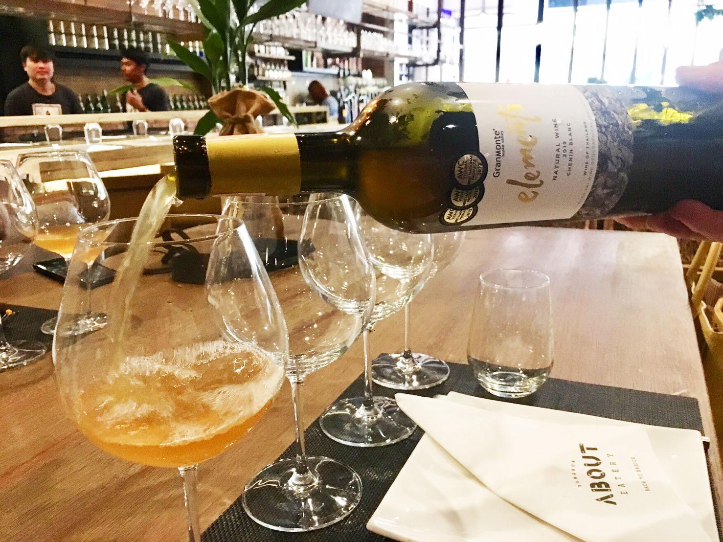 Thailand Makes Its First Orange Wine photo