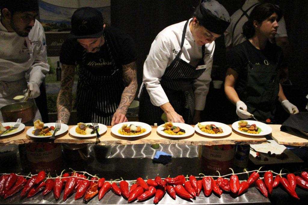 Okanagan Chefs Battle At Great Kitchen Party photo