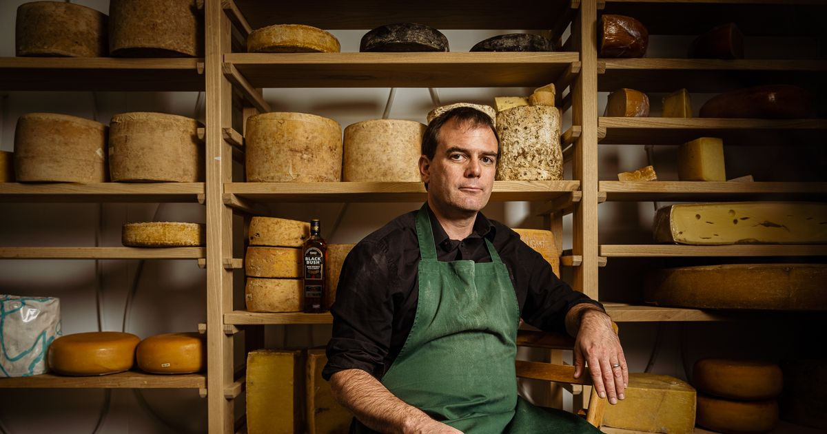 Perfect Pairing: Ned Palmer Talks About His Love For Cheese And Whiskey photo