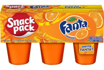 The Coca-cola Co Launches Fanta Gels With Conagra photo