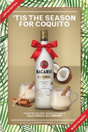 Bacardi's Coquito Coconut Rum Rtd photo