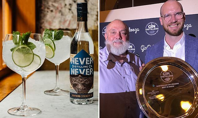 A $75 Gin Has Been Named Best In Australia At Prestigious Awards photo