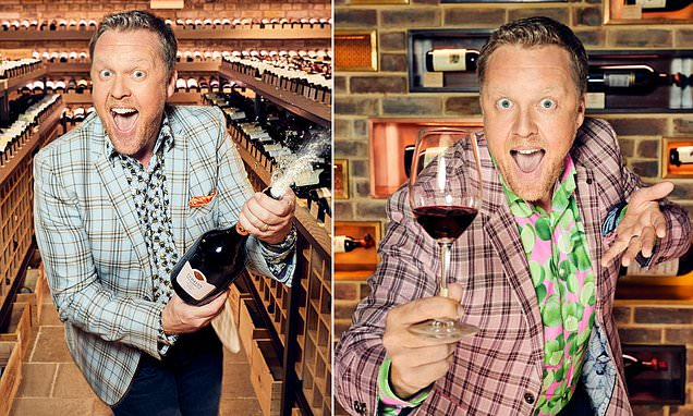 Olly Smith's Guide On How To Become A Wine Expert photo
