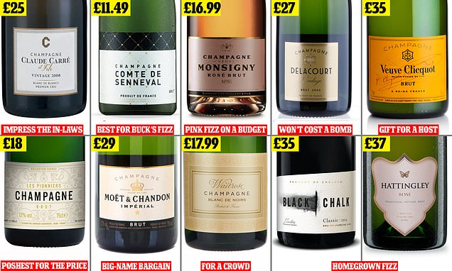 Prosecco's Flat, So Here We Uncork The Most Sparkling Champers Deals photo
