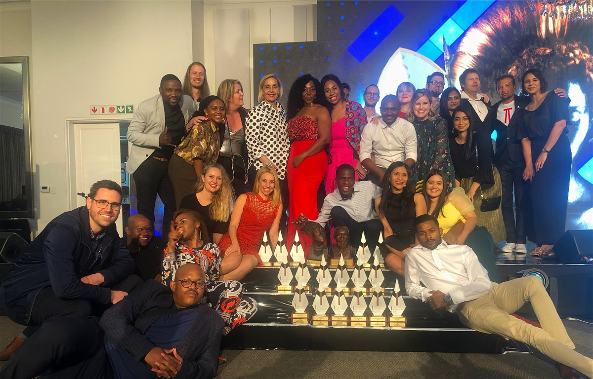 South Africa's Most Effective Agency For Two Years In A Row photo