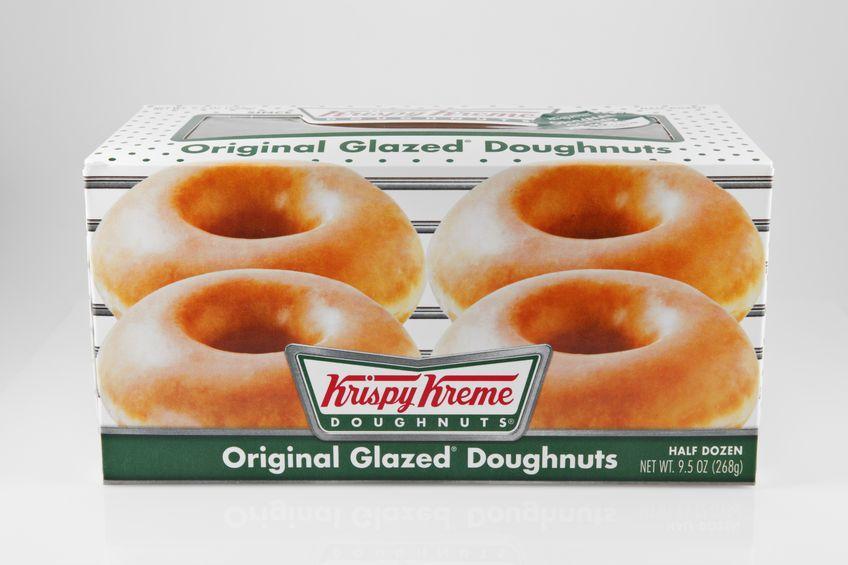 Krispy Kreme Rolls Out Mini-locations Across Cape Town photo