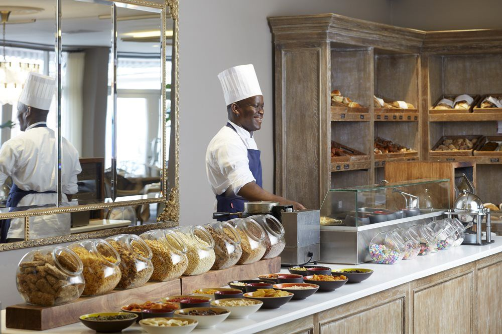 3 Of The Best Hotel Buffet Breakfasts In Cape Town photo