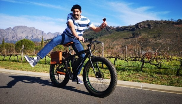 Vinebikes: Wine-tasting Adventures On An E-bike photo