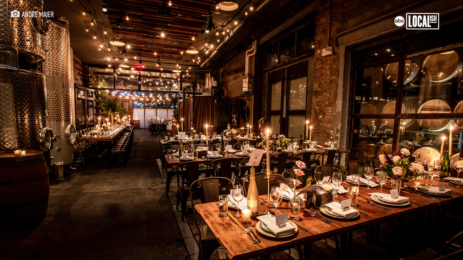 Brooklyn Winery Crafts Urban Wines In The Heart Of Williamsburg photo