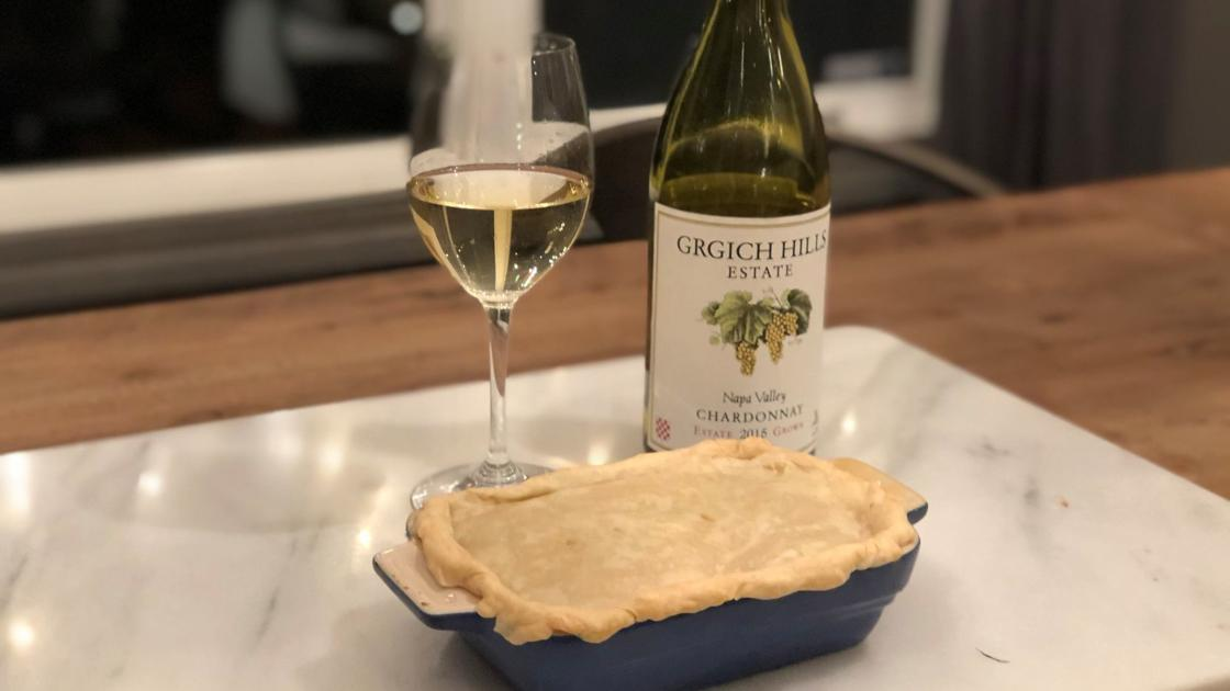 Bottled Up: Grgich Hills Estate Chardonnay Is Perfect For A Wintry Night photo
