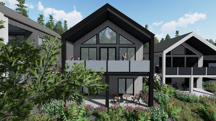 Lakeside Homes Small In Size, Big In Features photo